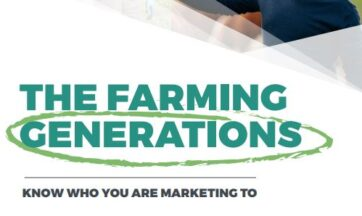 The Farming Generations - know who you're marketing to
