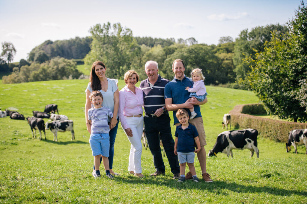 The Venables Family